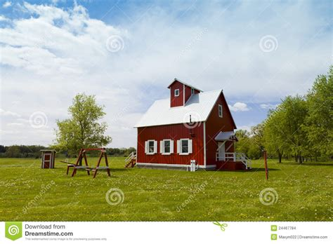 small farm houses small farm house stock images image 24467784