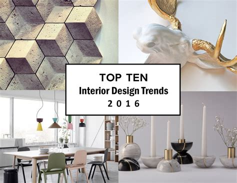 hottest home design trends hottest interior design trends for 2016 171 noam hazan