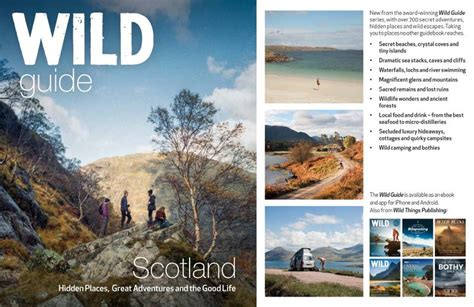 photographing scotland a photo location and visitor guidebook books guide scotland book things publishing