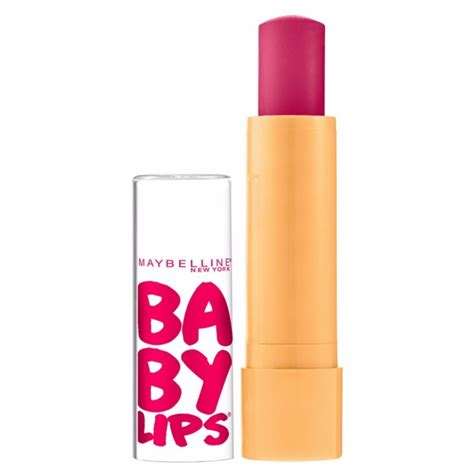 Maybelline Baby In Cherry maybelline baby cherry me