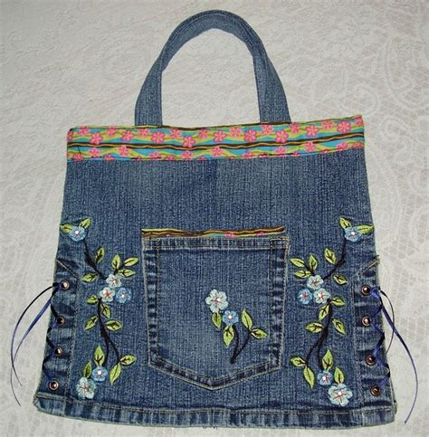 denim craft projects 32 best images about denim crafts on colorful