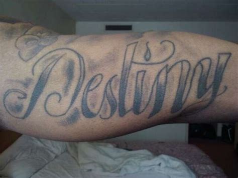 destiny tattoos destiny