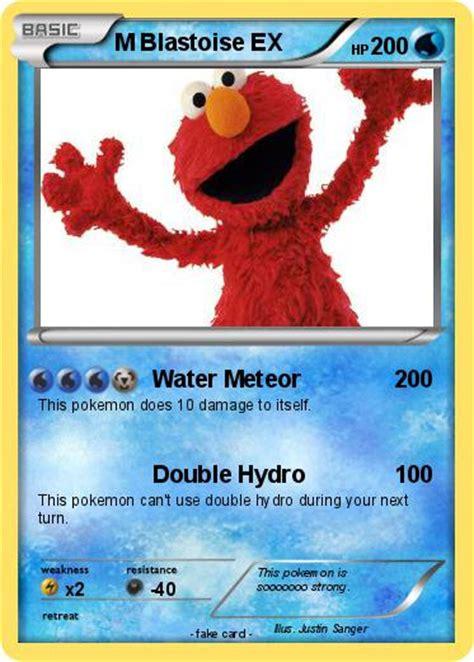ex m pok 233 mon m blastoise ex 9 9 water meteor my pokemon card