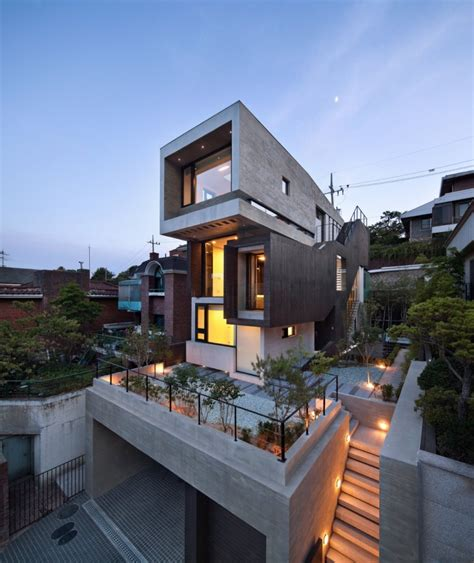 seoul house h house in seoul by bang by min