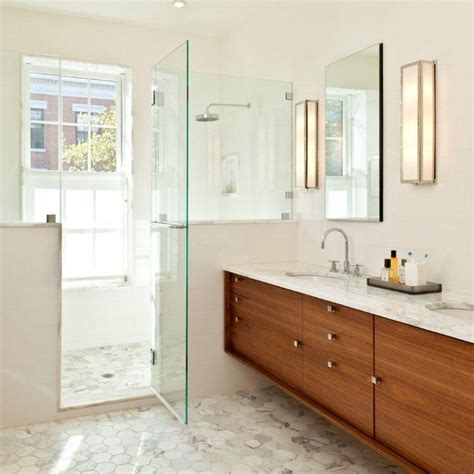 4x4 bathroom tile marble hexagon 4x4 floor tiles master bath pinterest