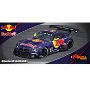 Red Bull DTM Livery BMW Z4 GT3 By Samuel Almeida  Trading