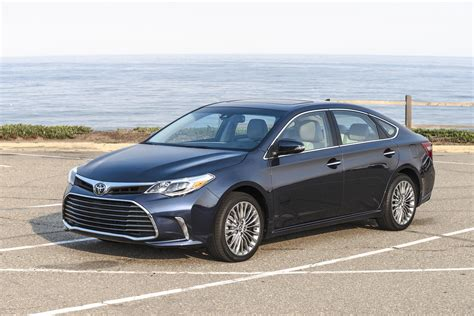 Dimensions Of Toyota Avalon 2017 Toyota Avalon Technical Specifications And Data