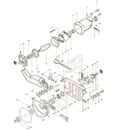delta shopmaster table saw wiring diagram delta variable