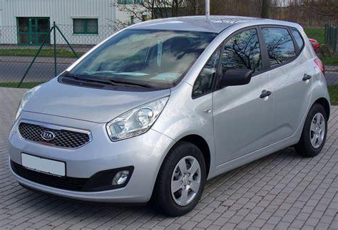 Kia Motors Wiki Kia Venga
