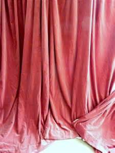 Pink Velvet Curtains Dusky Pink Velvet Curtains Pink