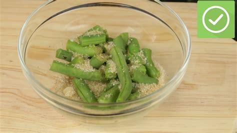 cucinare fagiolini freschi 4 modi per cuocere i fagiolini freschi wikihow