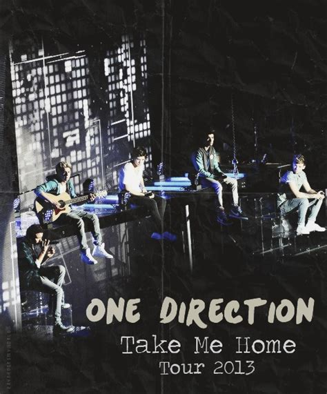 take me home tour 1d