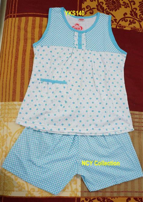 Set Baju Dan Celana Pendek Boy Nexx 40 Karakter Big Elephant baju tidur wanita 2 ncy beibii collection