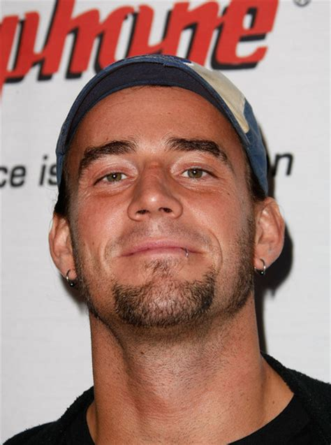 cm punk at the 1st annual epiphone revolver golden gods