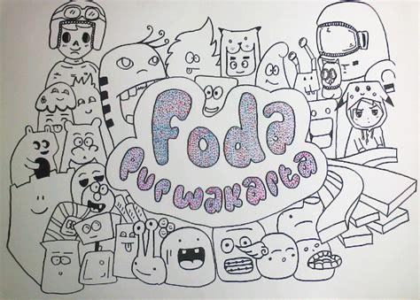 doodle yg mudah kumpulan gambar doodle yang keren dan mudah di tiru