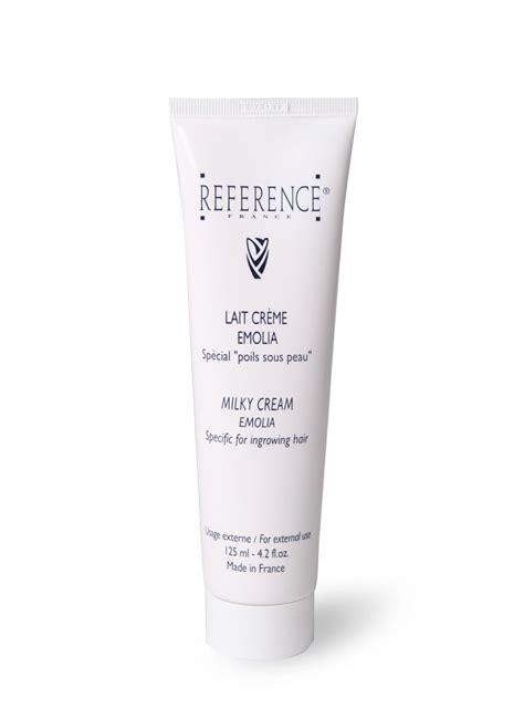 ingrown hair prevention cream reference ingrown hair treatment emolia milky cream