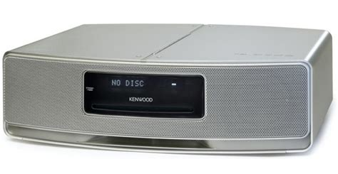 kenwood dts bookshelf cd player promises surround sound