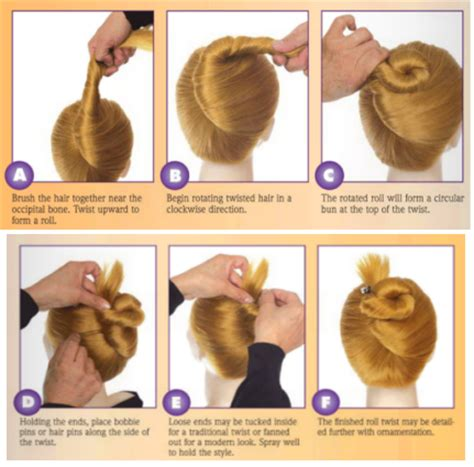 how to do a french twist hot fall hair trends do a twist beauty school style
