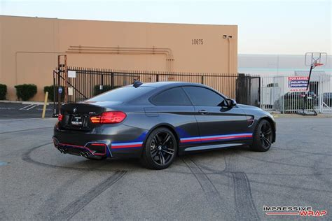 bmw m stripes tuningcars bmw m4 with m stripes is for bimmer devotees