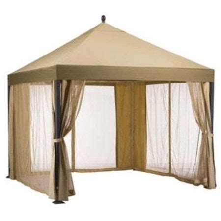 replacement curtains for gazebo 1000 ideas about replacement canopy on pinterest gazebo
