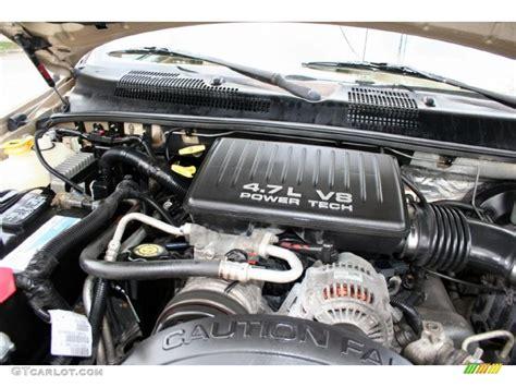 Jeep 4 7 L Engine 2000 Jeep Grand Laredo 4x4 4 7 Liter Sohc 16
