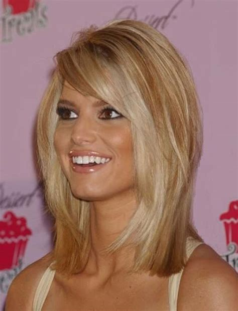 jessica simpson hairstyles with bangs 2015 jessica simpson
