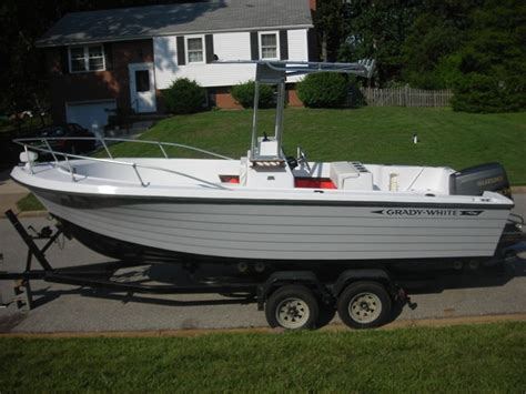 grady white center console for sale 20ft grady white center console sold the hull