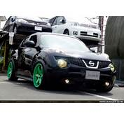 Nissan Juke Custom Photoshop  Car Tuning