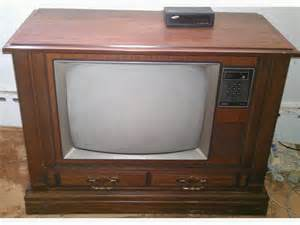 Old Cabinet Tv Free Vintage Rca Xl 100 25 Quot Tv In Wood Cabinet Central
