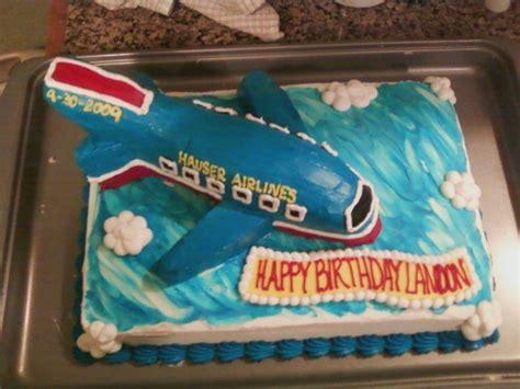 wichita cake creations airplane birthday cake