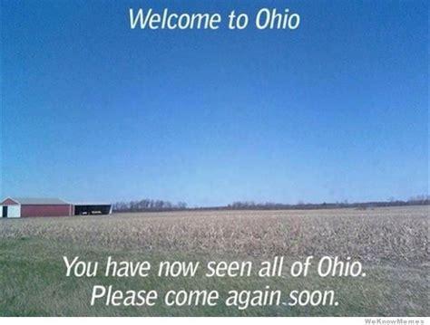 Ohio Meme - welcome to ohio weknowmemes