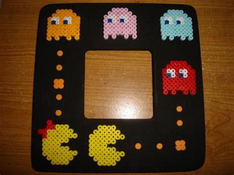 Sun Go Kong Keychain perler bead gaming world design swan