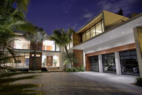 casa ischia modern home  miami beach florida  choeff
