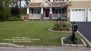 low maintenance landscape ideas for front yards in ma decorative landscapes inc decorative