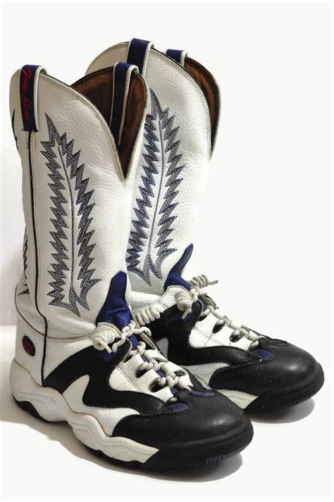 Boots Snacker tony lama teny lama cowboy rodeo clown sneaker boots size