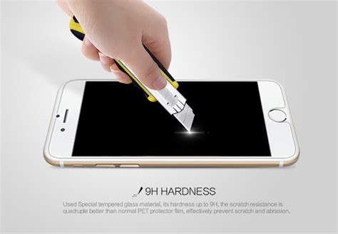 Iphone 6 6s Tempered Glass Nillkin Amazing H Pro Original 1 nillkin amazing h pro tempered glass screen protector for apple iphone 6 plus 6s plus