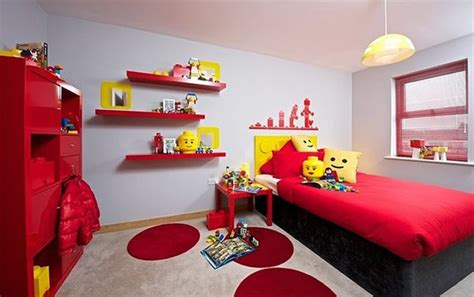 lego themed bedroom fully adorned iconic bedrooms lego bedroom