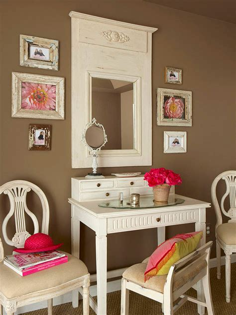 Makeup Vanity Decorating Ideas New Home Interior Design Bathroom Makeup Vanity Ideas