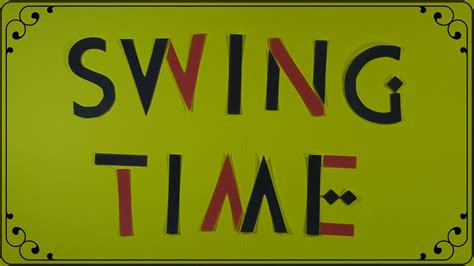 swing time watch online swing time book trailer youtube