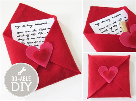 s day envelope craft diys the pretty