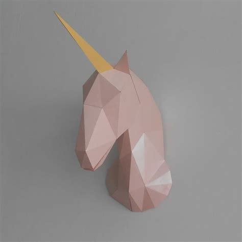 Papercraft Unicorn - unicorn papercraft