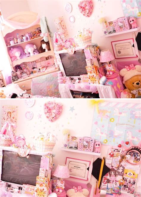 kawaii bedroom lolita theme room kawaii international my room was