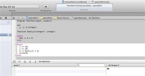 To For Xcode 8 4 Mba 2012 by Ck S It Pascal For Xcode 4