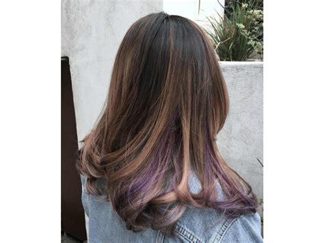 model rambut warna siap berganti gaya ini 5 pilihan warna rambut yang sedang