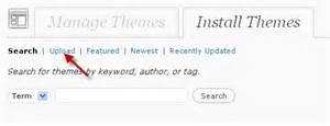 Cara Install Template Wordpress by Hacker Andy S Kom