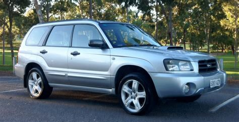 2005 Subaru Forester Xt by 2005 Subaru Forester Xt Luxury My06 Car Sales Sa
