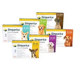 simparica for dogs simparica sarolaner chews for dogs heartlandvetsupply