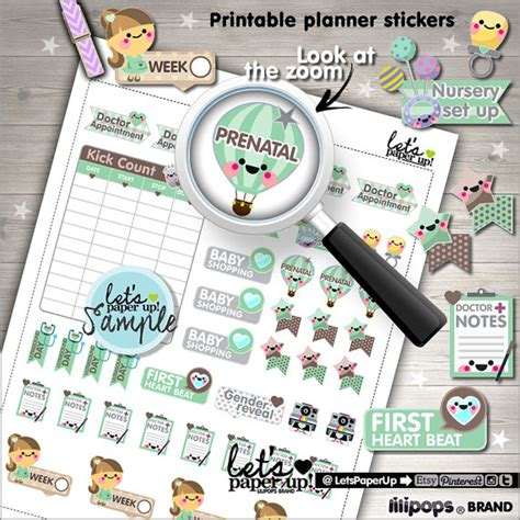 free printable pregnancy planner stickers 60 off pregnancy stickers printable planner stickers