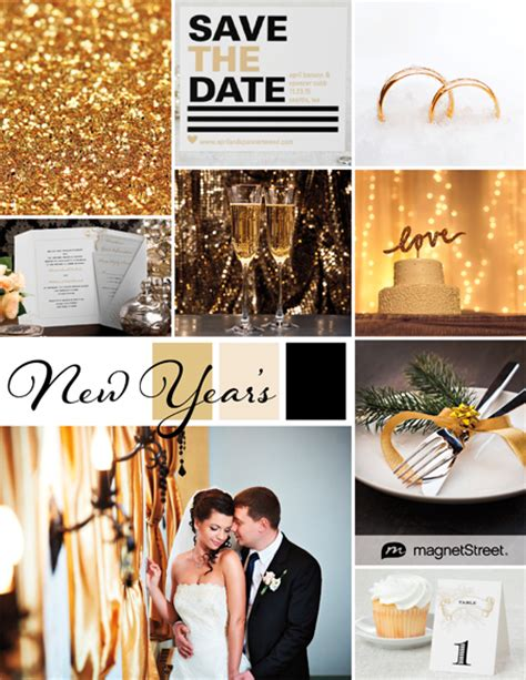New Wedding Ideas by New Year S Wedding Inspiration New Year S