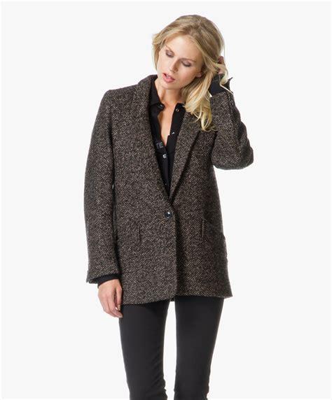 Jas Blazer Sweet Grey shop the look sharp and subtle perfectly basics